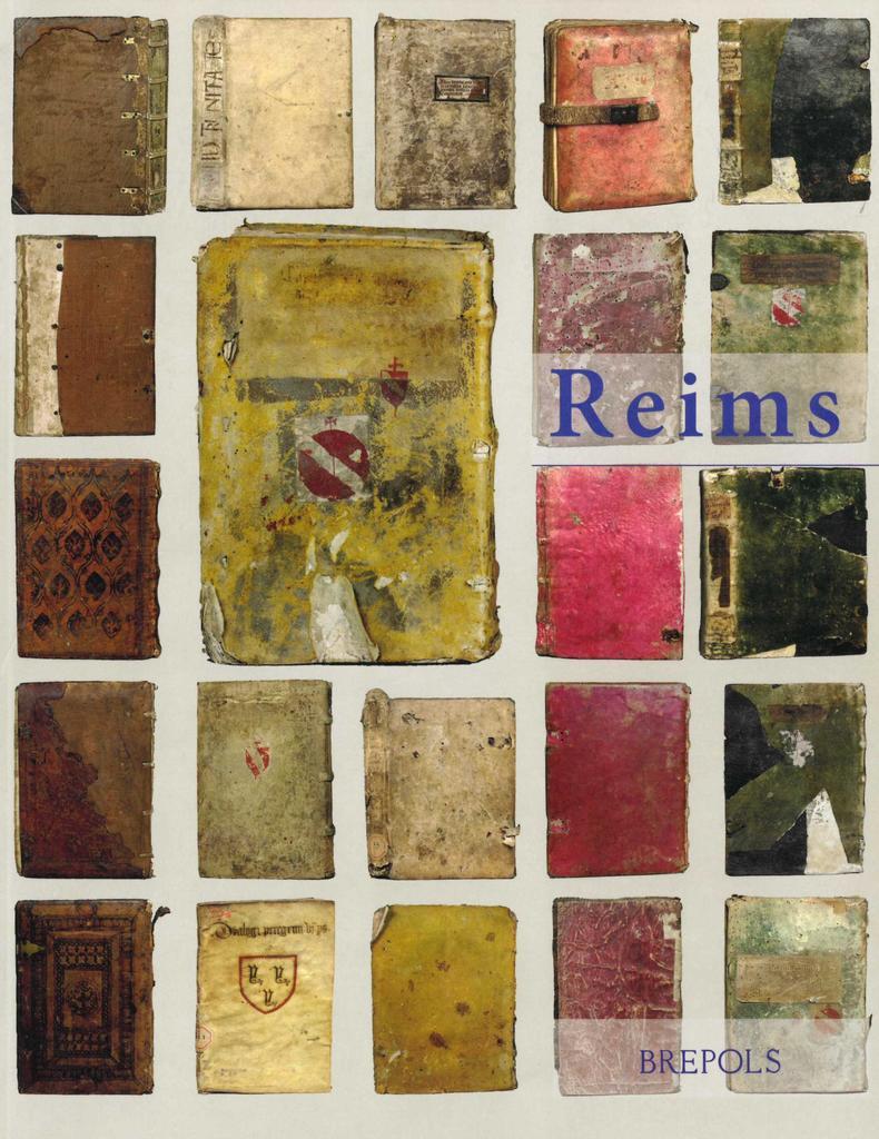 Bibliothèque municipale de Reims / Jean-Louis Alexandre, Geneviève Grand, Guy Lanoë | Alexandre, Jean-Louis (19..-....) - restaurateur de livres anciens