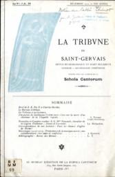 [Notice nécrologique sur l'abbé Rémi Thinot, maître de chapelle de la Cathédrale de Reims, tué le 16 mars 1915, en Champagne] / Par A. Gastoué |
