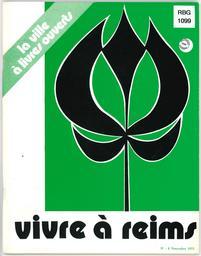 La ville à livres ouverts : dossier | Ville de Reims (Marne)