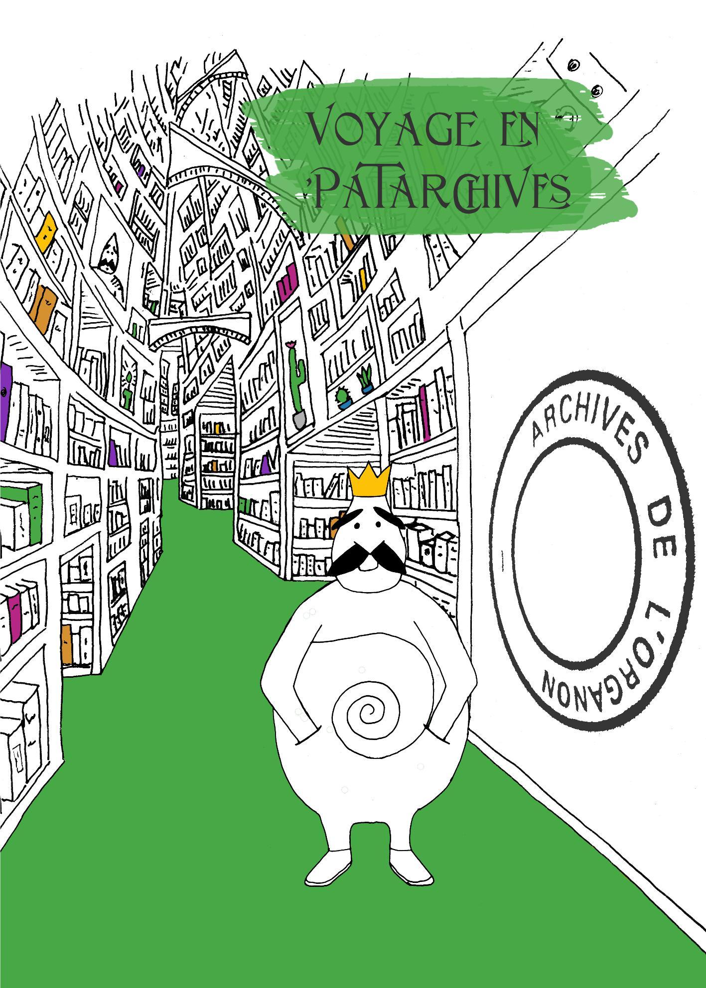 Voyage en 'Patarchives |