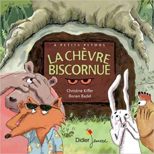 Raconte-tapis : la chèvre biscornue |
