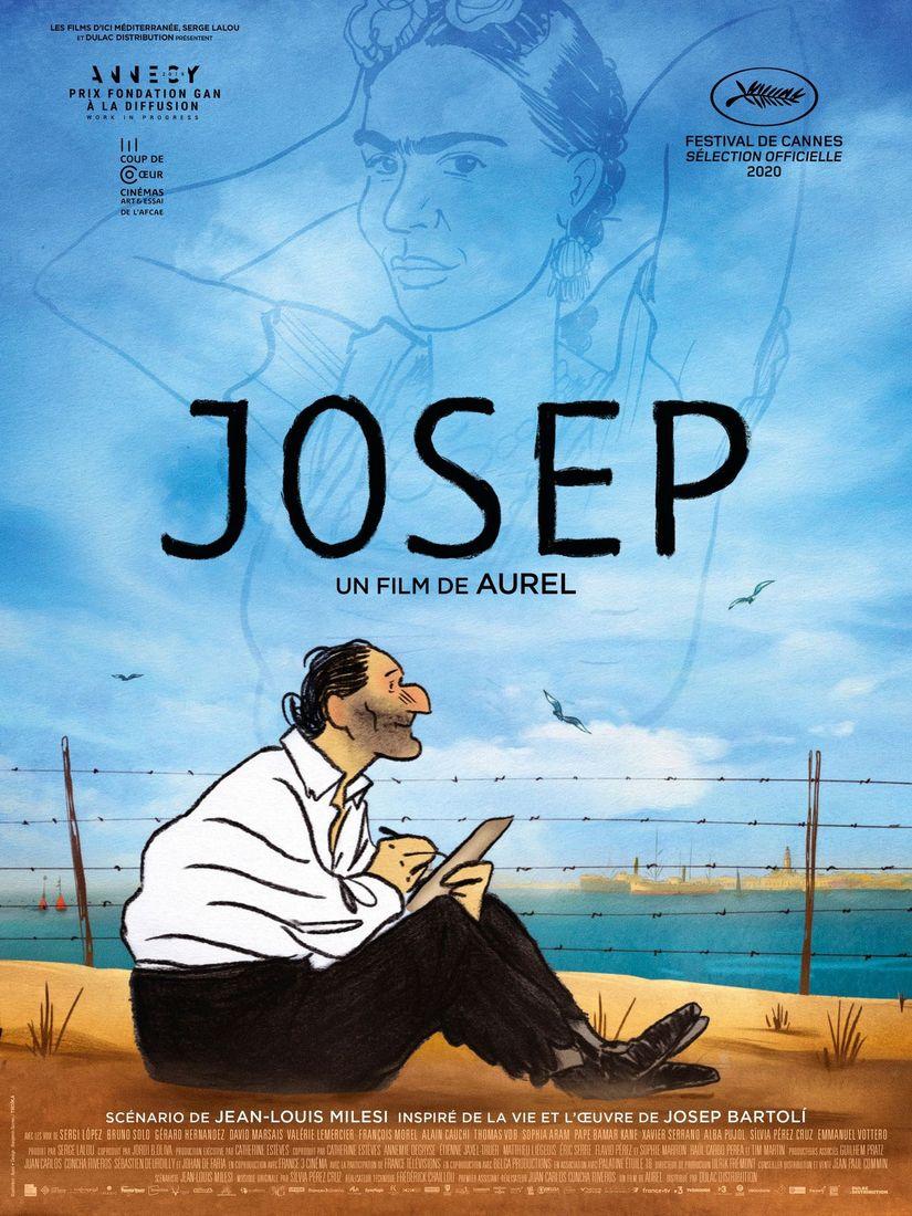Josep : Ne pas dormir, ne pas rêver... dessiner  