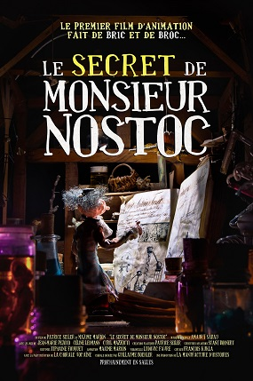 Le Secret de Monsieur Nostoc |