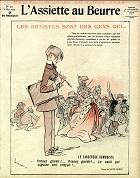 La caricature de 1870 à 1918, une société sous le feu du crayon |