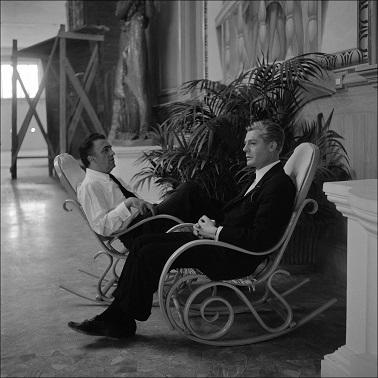 Fellini, son double et ses muses : les images retrouvées de 8 1/2 |